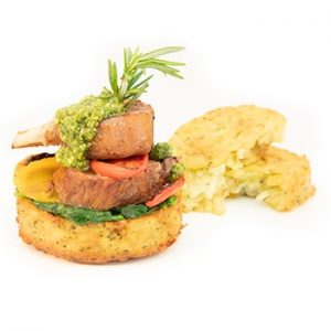 Herb Rosti with Lamb