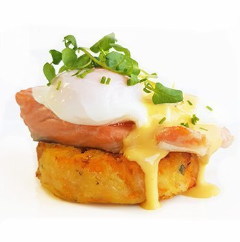 Gluten free salmon eggs bene Wild Chef Mini Veggie Rosti