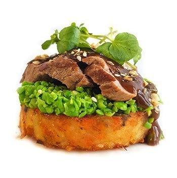Wild Chef Gluten Free and Vegan Root Vegetable Rosti