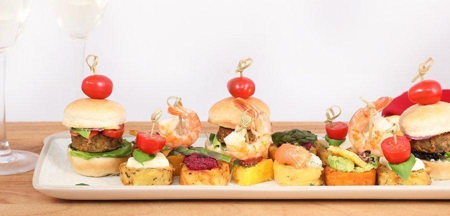 Wild Chef Christmas Platter