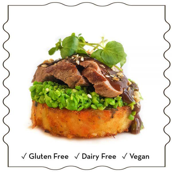 Veggie Rosti Dairy Free