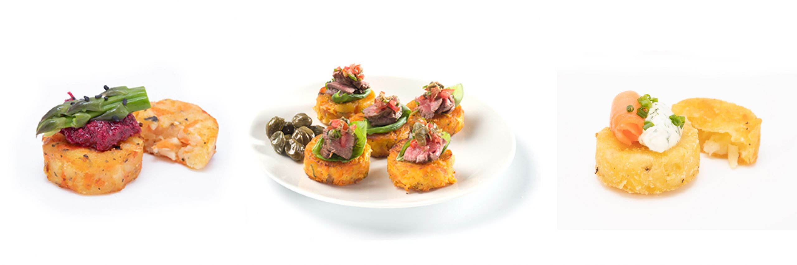 Gluten Free Canapes