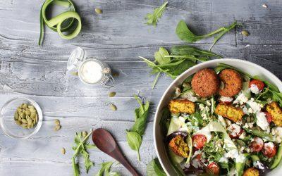 Tasty Buddha Bowls + GF Salad Ideas